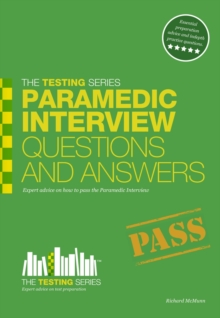 Paramedic Interview Questions and Answers, Paperback / softback Book