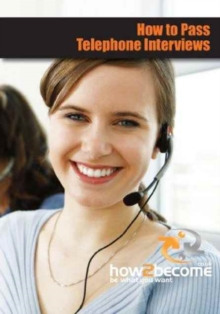 HOW TO PASS TELEPHONE INTERVIEWS DVD,  Book