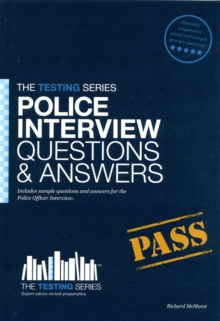 Police Officer Interview Questions & Answers, Paperback / softback Book