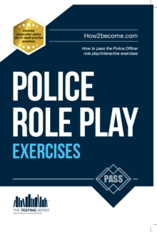 Police Officer Role Play Exercises, Paperback Book
