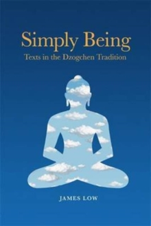 Simply Being, Paperback Book