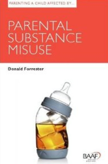 Parenting a Child Affected by Parental Substance Misuse, Paperback Book