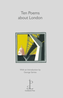 Ten Poems About London, Pamphlet Book
