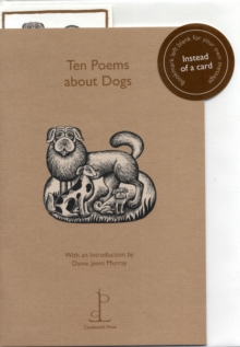 Ten Poems About Dogs, Pamphlet Book