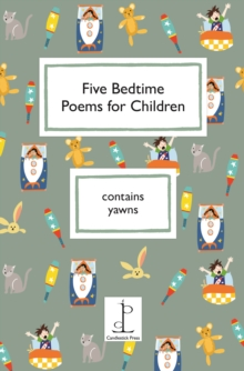 Five Bedtime Poems for Children, Pamphlet Book