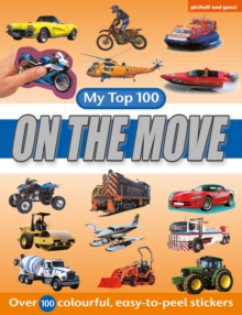 My Top 100 on the Move, Paperback Book