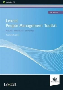 Lexcel People Management Toolkit, Mixed media product Book