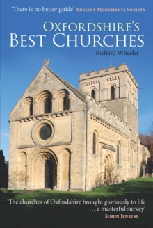 Oxfordshire's Best Churches, Paperback / softback Book