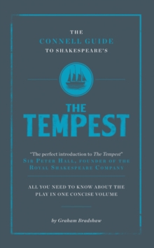 "The Connell Guide to Shakespeare's ""The Tempest"", Paperback Book"