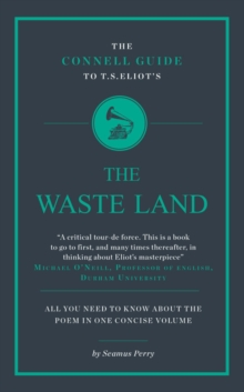 T.S. Eliot's The Wasteland, Paperback / softback Book