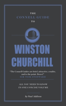 The Connell Guide to Winston Churchill, Paperback Book