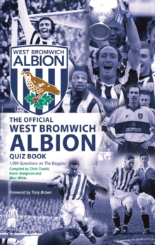 The Official West Bromwich Albion Quiz Book, PDF eBook