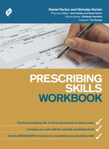 Prescribing Skills Workbook, Paperback Book