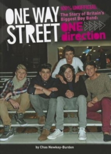 ONE WAY STREET STORY OF ONE DIRECTION, Paperback Book