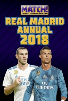 Match! Real Madrid Annual 2019, Hardback Book