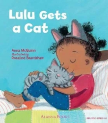 Lulu Gets a Cat, Hardback Book