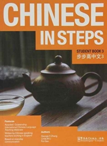 Chinese in Steps Vol.3 - Student Book, Paperback Book