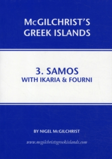 Samos with Ikaria & Fourni : 3, Paperback / softback Book