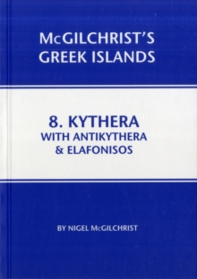 Kythera with Antikythera & Elafonisos, Paperback / softback Book