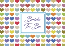 GUEST WISHES BRIDE TO BE, Hardback Book