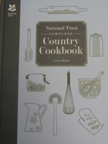 National Trust Complete Country Cookbook, Hardback Book