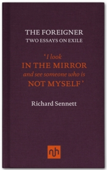 The Foreigner, Hardback Book