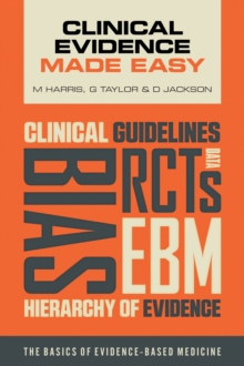 Clinical Evidence Made Easy, EPUB eBook