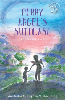 Perry Angel's Suitcase, Paperback Book