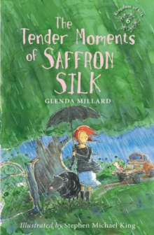 The Tender Moments of Saffron Silk, Paperback Book