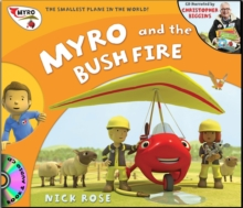 Myro and the Bush Fire : Myro, the Smallest Plane in the World, Mixed media product Book
