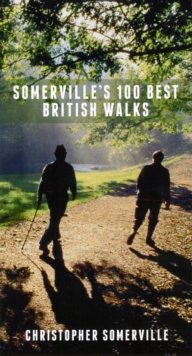 Somerville's 100 Best British Walks, Paperback / softback Book