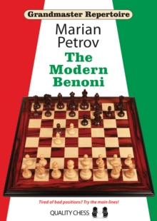 Grandmaster Repertoire 12 - The Modern Benoni, Paperback / softback Book