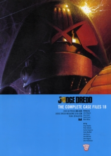 Judge Dredd: Complete Case Files : v. 18, Paperback / softback Book
