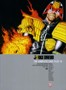 Judge Dredd : The Complete Case Files v. 19, Paperback Book