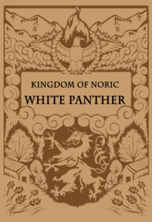White Panther, Hardback Book