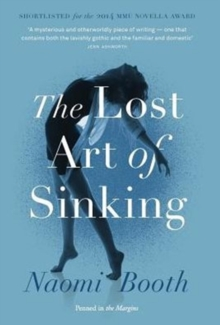 The Lost Art of Sinking, Hardback Book