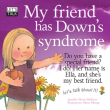 My Friend Has Down's Syndrome, Paperback Book