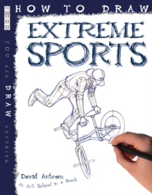 How to Draw Extreme Sports, Paperback Book