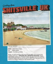 Shitsville UK, Hardback Book