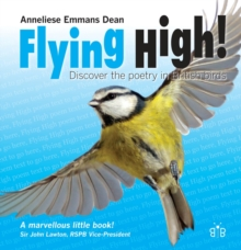 Flying High : Discover the Poetry in British Birds, Paperback Book