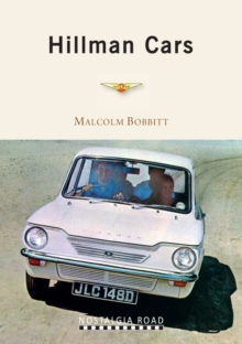 Hillman Cars, Paperback Book