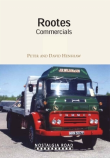 Rootes Commercials, Paperback / softback Book