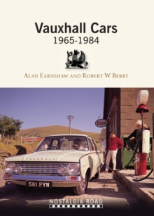 Vauxhall Cars 1965-1984, Paperback / softback Book