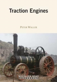 Traction Engines, Paperback / softback Book