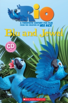 Rio: Blu and Jewel, Mixed media product Book