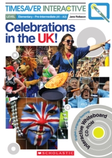 Celebrations in the UK, Mixed media product Book