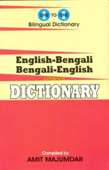 English-Bengali & Bengali-English One-to-One Dictionary, Paperback Book