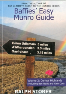Baffies' Easy Munro Guide : Baffies' Easy Munro Guide Volume 2, Paperback / softback Book