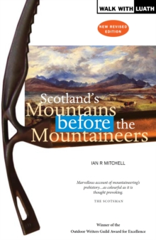 Scotland's Mountains Before the Mountaineers, Paperback Book