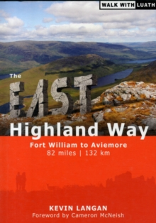 The East Highland Way, Paperback / softback Book